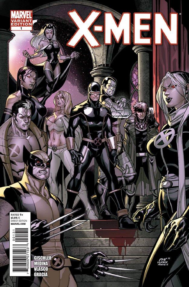 X-Men Vol 3 1 Paco Medina Variant.jpg