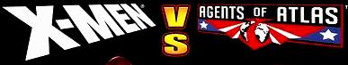 X-Men vs. Agents of Atlas Vol 1