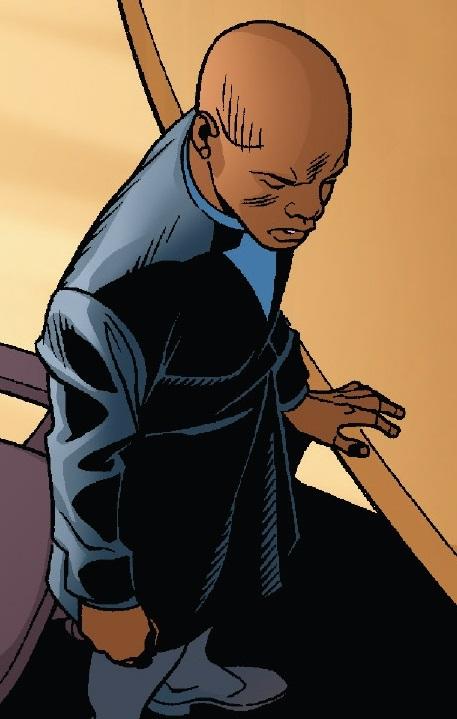 Yao (Wakandan) (Earth-616)/Gallery