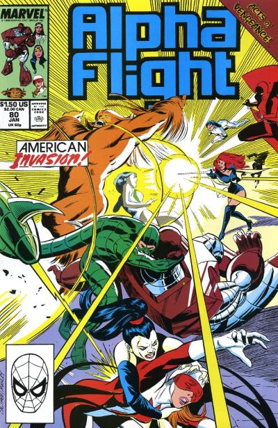 Alpha Flight Vol 1 80