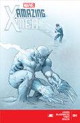 Amazing X-Men Vol 2 4