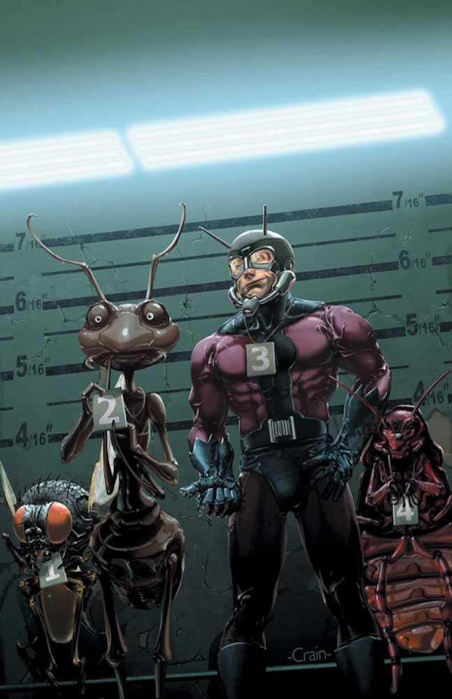 Ant-Man (Canceled) Vol 1 2