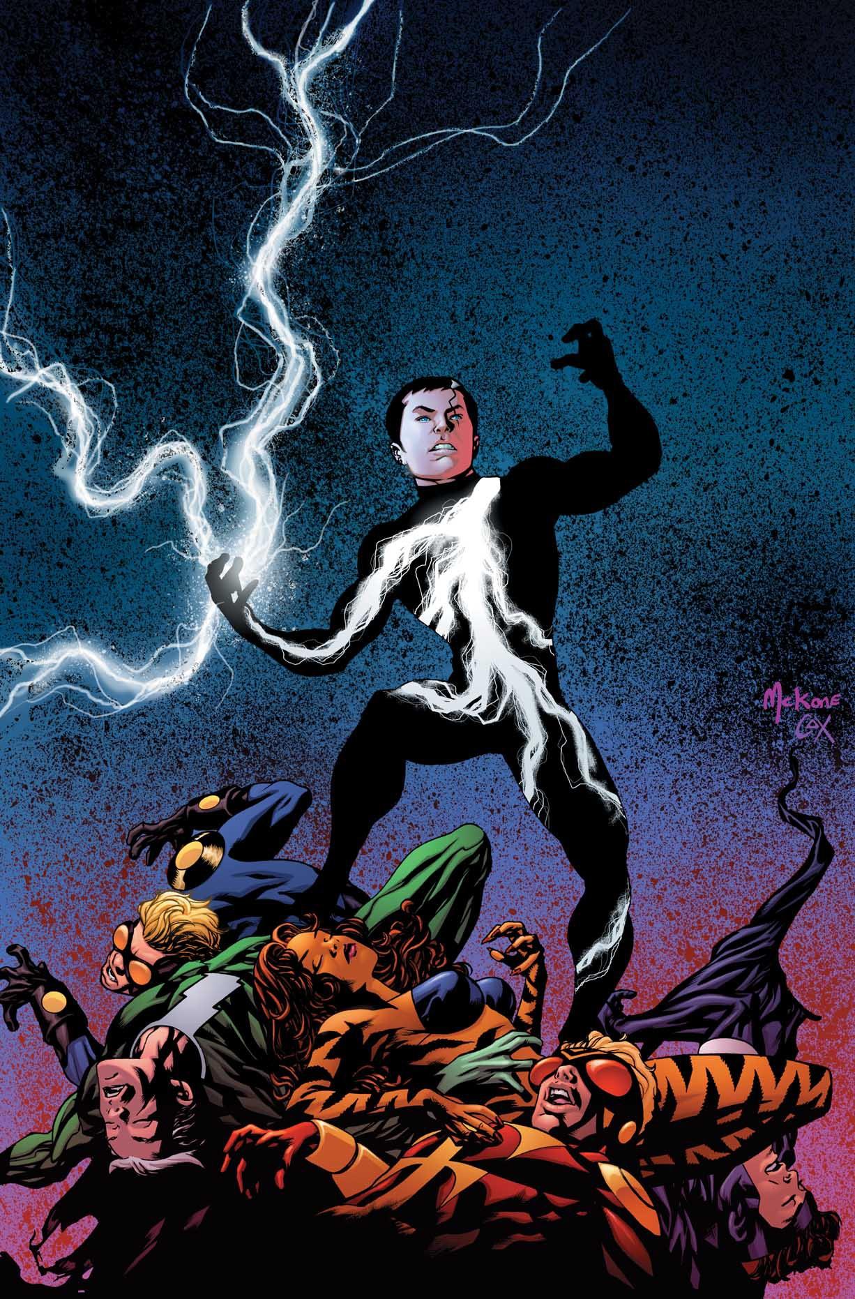 Brandon Sharpe (Earth-616)