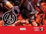 Avengers Vol 5 40