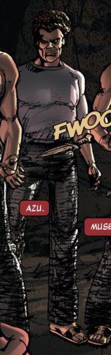 Azu M'Dammen (Earth-616)