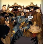 Black Dragon Tong (Earth-616)