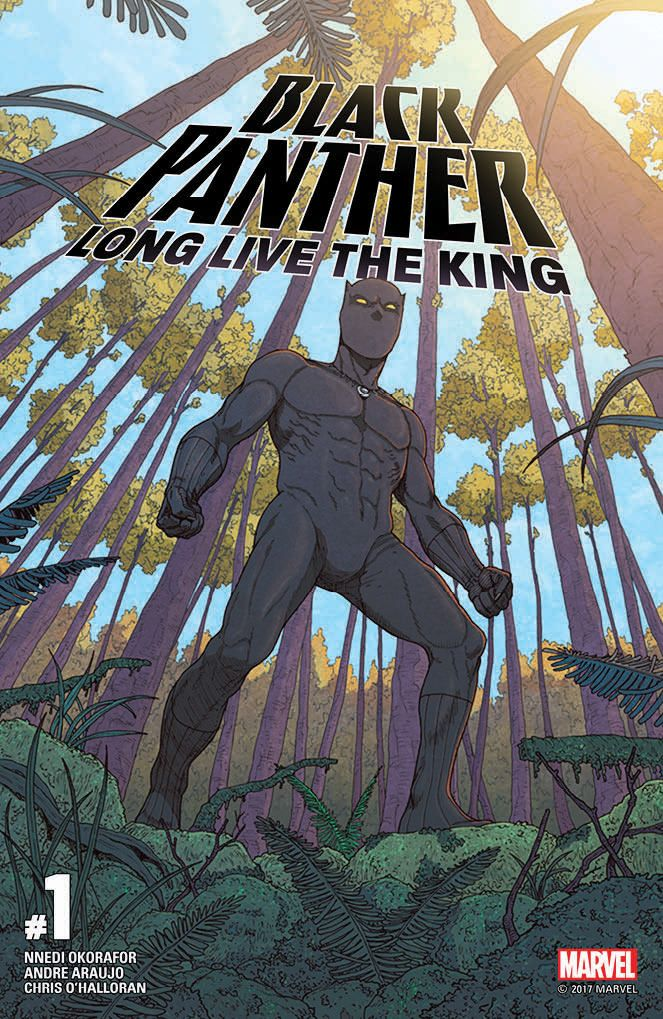 Black Panther: Long Live The King Vol 1