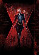 Black Widow (film) poster 008 textless
