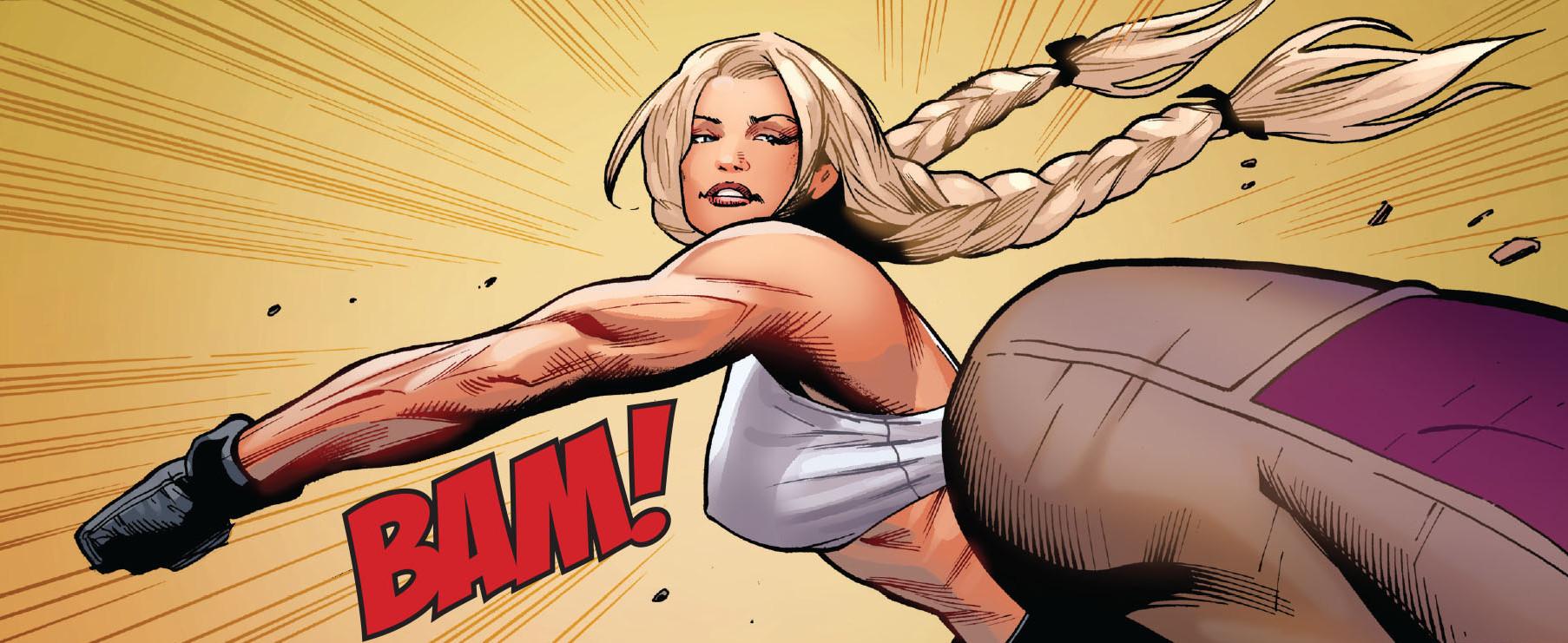 Bouncing Betty (Earth-616)