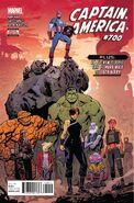 Captain America Vol 1 700