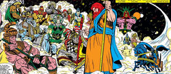 Council of Godheads (Earth-616) from Thor Vol 1 300 001.jpg