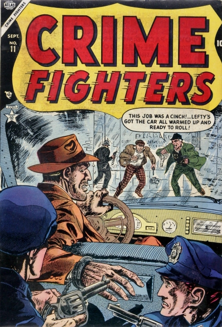 Crime Fighters Vol 1