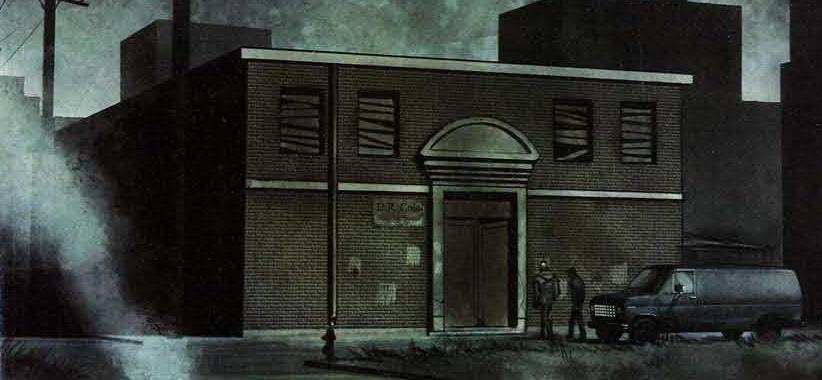 D.R. Cole Slaughterhouse/Gallery