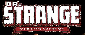 Dr. Strange Vol 1 3 Logo.png