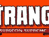 Dr. Strange Vol 1