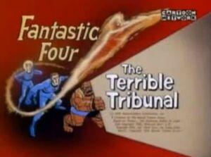 Fantastic Four (1967 animated series) Season 1 18 Screenshot.jpg