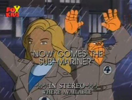 Fantastic Four (1994 animated series) Season 1 3