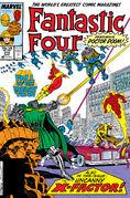 Fantastic Four Vol 1 312
