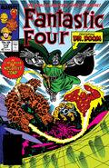 Fantastic Four Vol 1 318