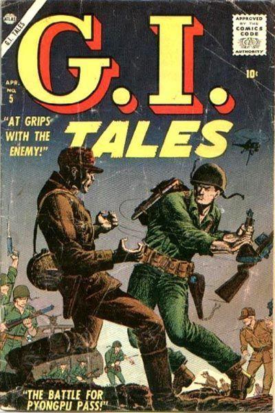 G.I. Tales Vol 1 5