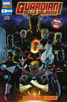 Guardians of the Galaxy (IT) Vol 5 1