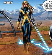 Illyana Rasputina (Earth-616) from Uncanny X-Men Vol 2 20 0001