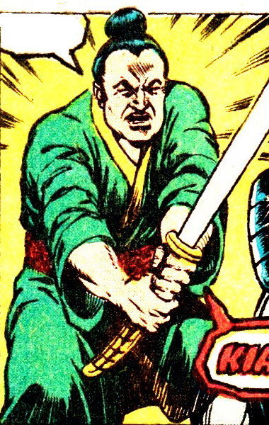 John Belushi (Earth-616)