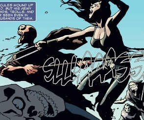 Laura Kinney (Earth-11080)