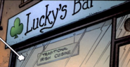 Lucky's Bar from Punisher Vol 5 5 001