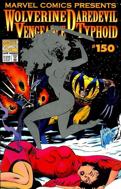 Marvel Comics Presents Vol 1 150