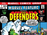 Marvel Feature Vol 1 3
