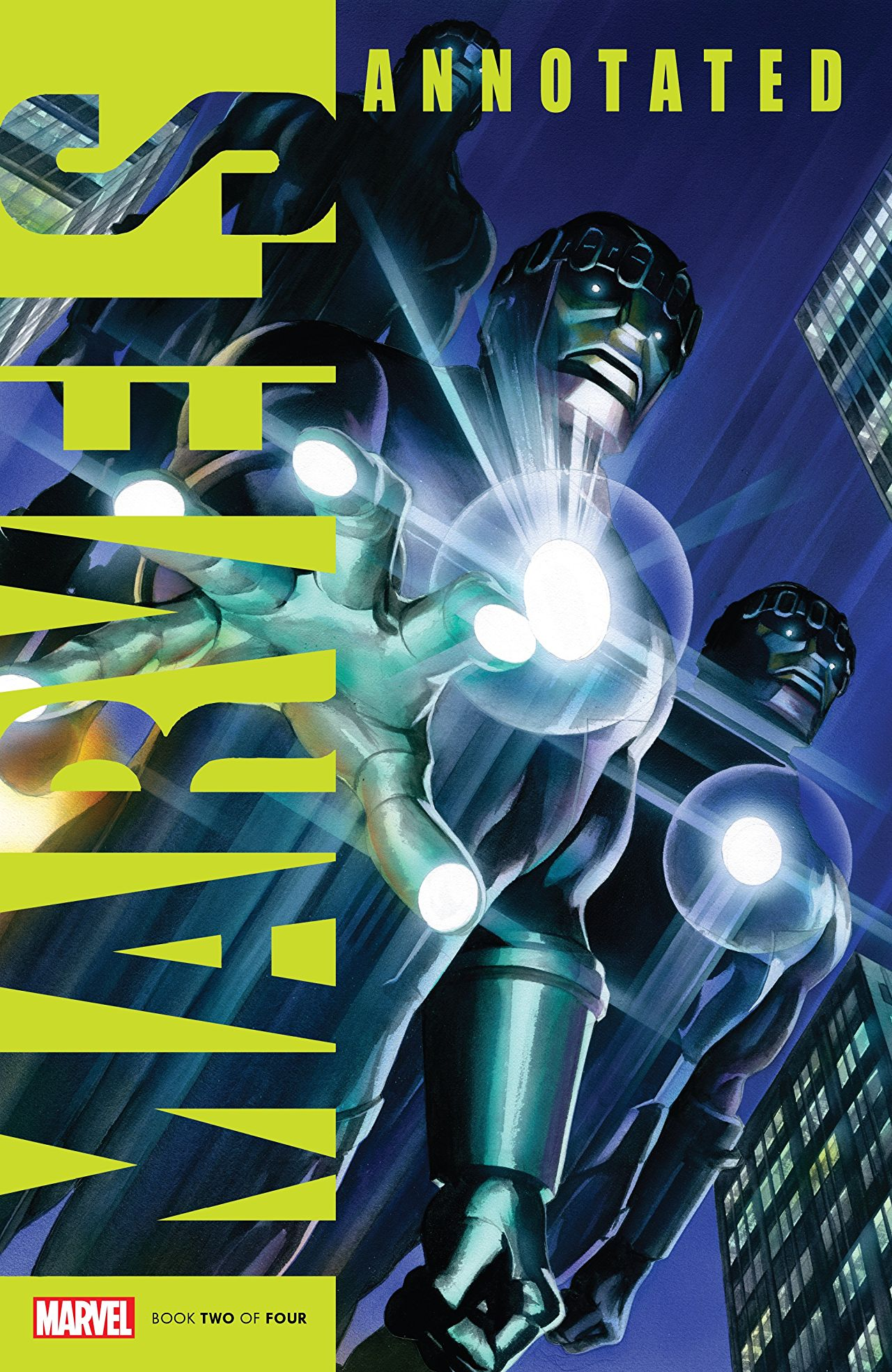 Marvels Annotated Vol 1 2
