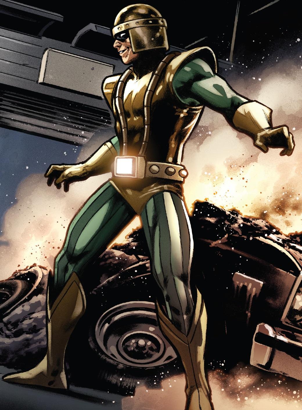 Melter (Hobgoblin) (Earth-616)