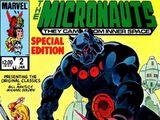 Micronauts Special Edition Vol 1 2