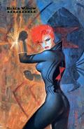 Natalia Romanova (Earth-616) from Marvel Masterpieces (Trading Cards) 1993 001