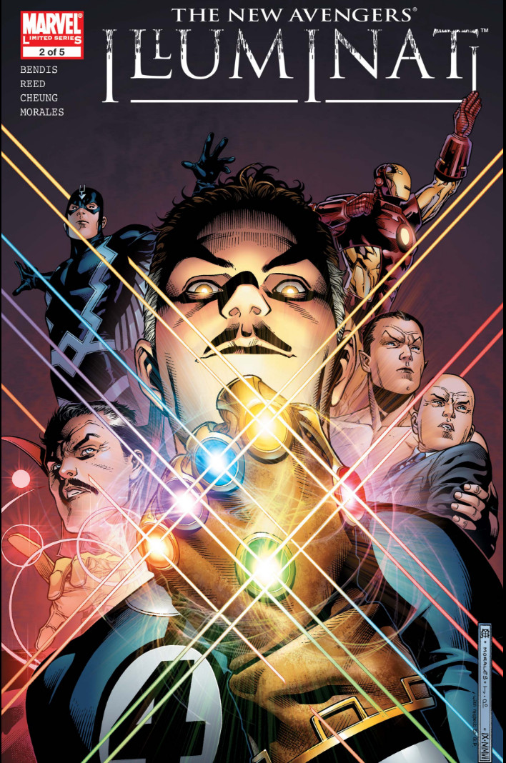 New Avengers: Illuminati Vol 2 2