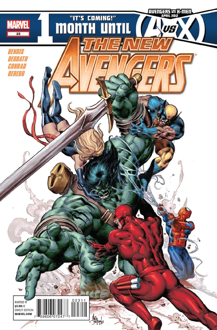 New Avengers Vol 2 23