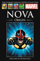 Official Marvel Graphic Novel Collection Vol 1 91
