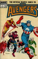 Official Marvel Index to Avengers Vol 1 1