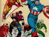 Official Marvel Index to Avengers Vol 1