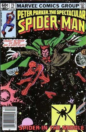 Peter Parker, The Spectacular Spider-Man Vol 1 73.jpg