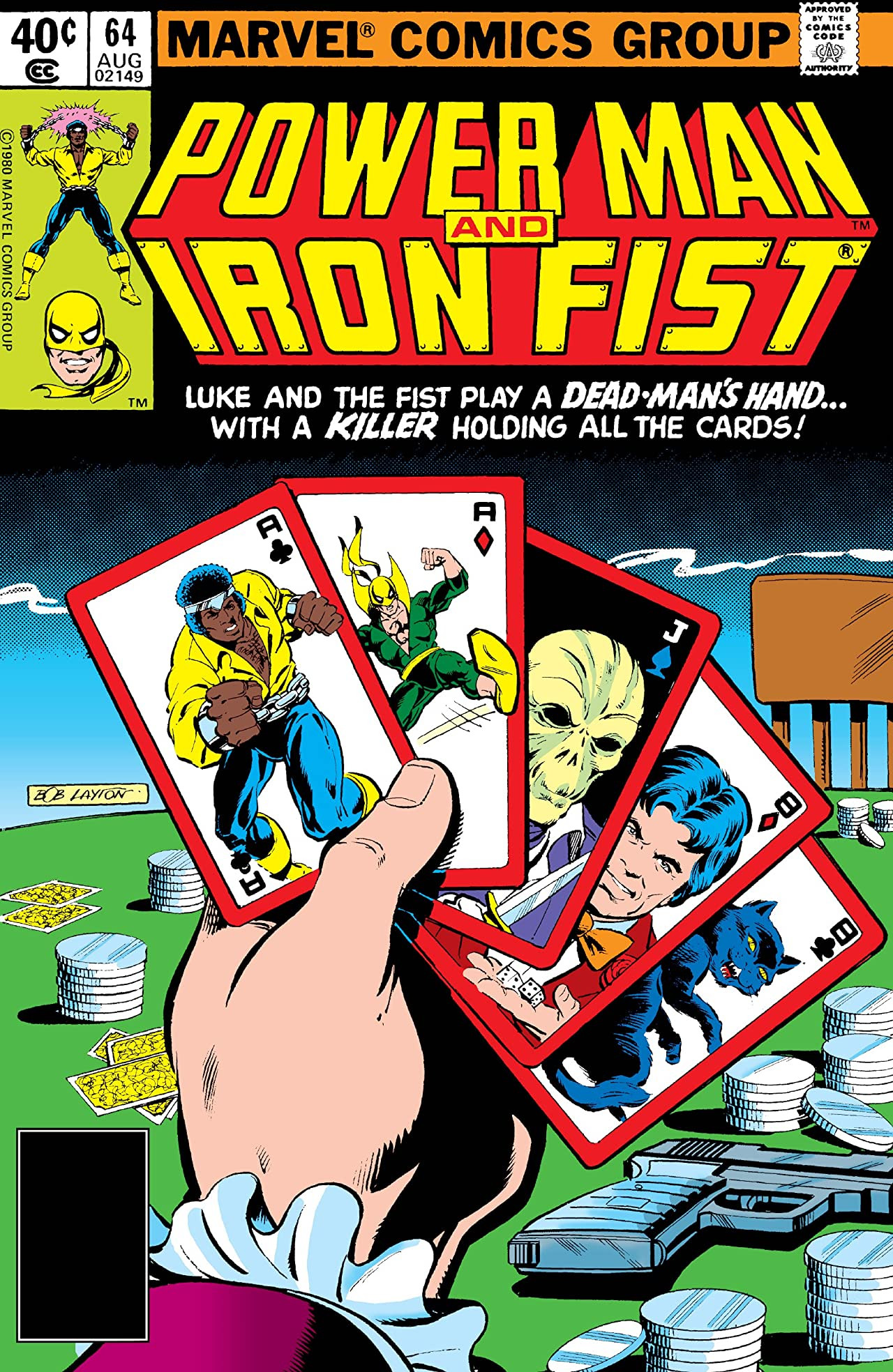 Power Man and Iron Fist Vol 1 64