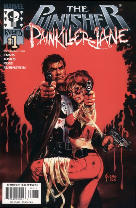 Punisher/Painkiller Jane Vol 1