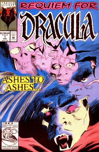 Requiem for Dracula Vol 1