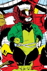 Rogue (Anna Marie) (X-Animals) (Mojoverse)