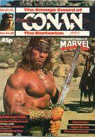 Savage Sword of Conan (UK) Vol 1 89