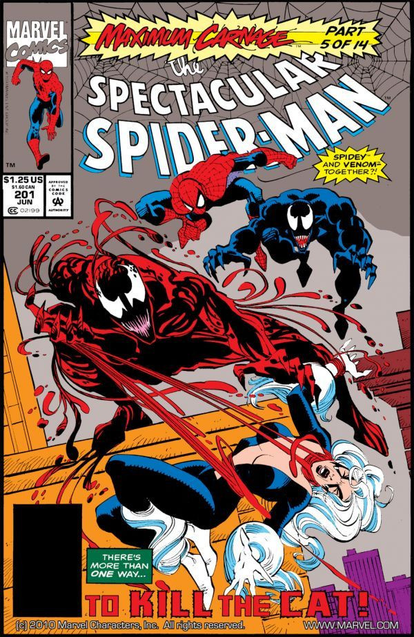 Spectacular Spider-Man Vol 1 201