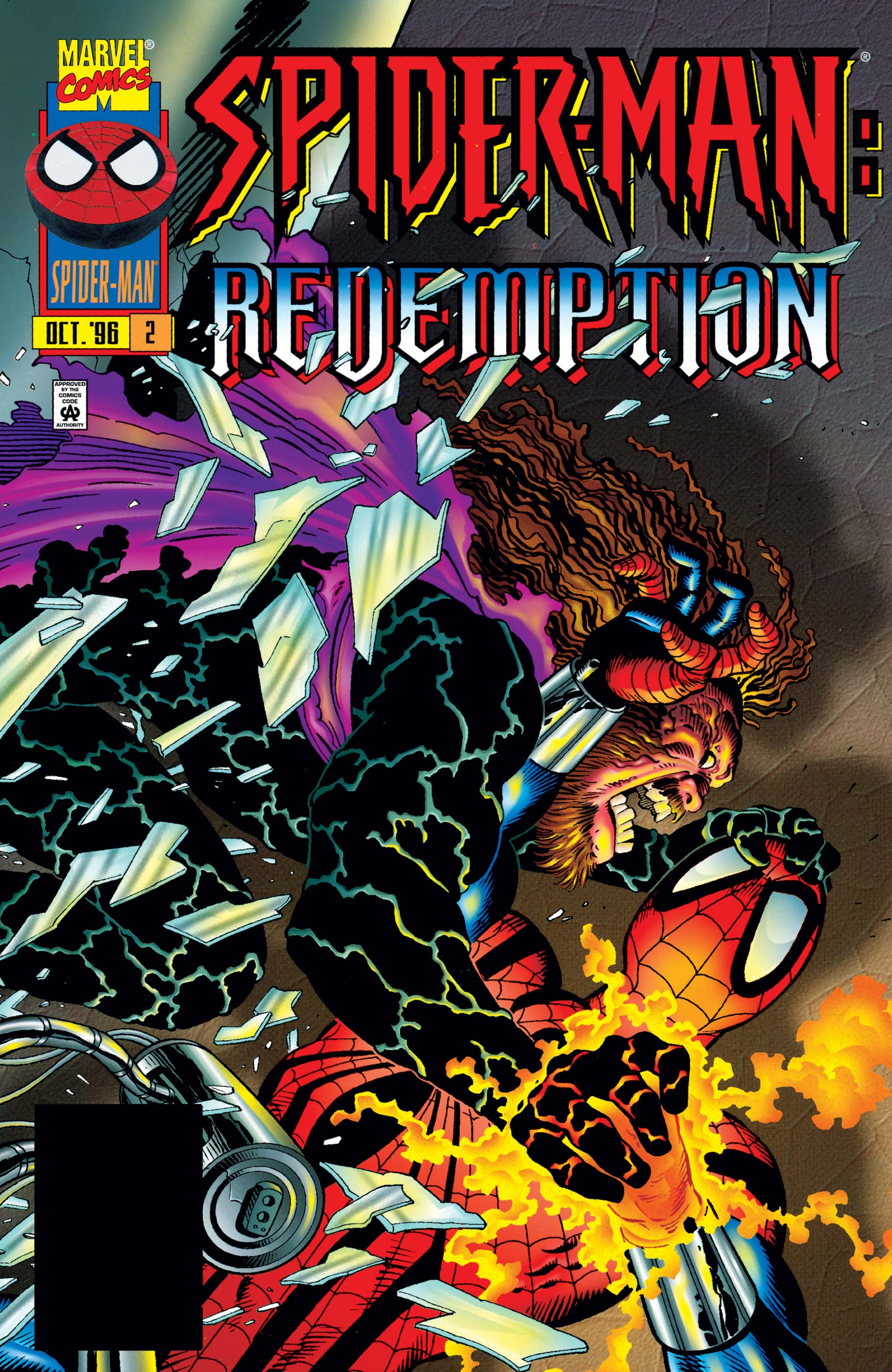 Spider-Man: Redemption Vol 1 2