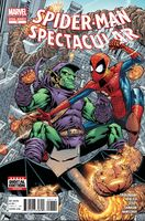Spider-Man Spectacular Vol 1 1