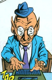 Woody the Copyrighter (Earth-616)